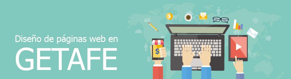 Empresa de diseño de páginas web en Getafe