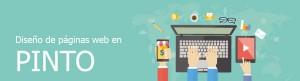 Diseño de páginas web en Pinto