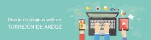 Diseño de páginas web en Torrejón de Ardoz