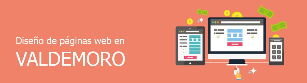 Diseño de páginas web en Valdemoro