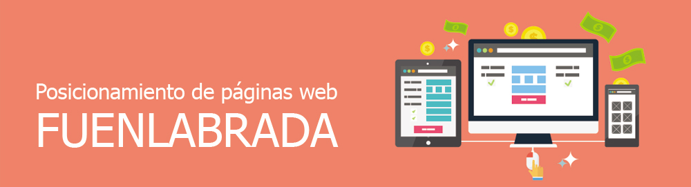 Empresa de posicionamiento de páginas web en Fuenlabrada