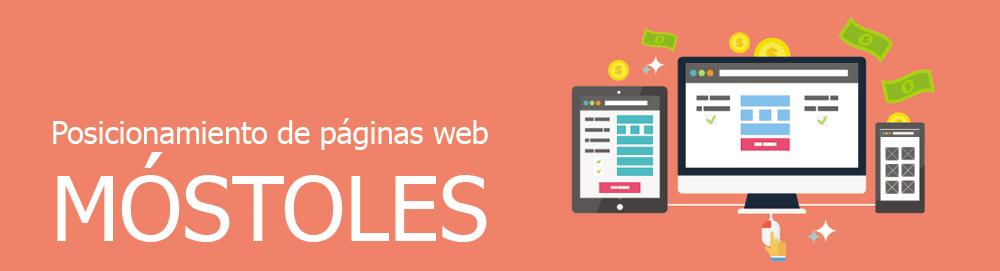 Empresa de posicionamiento de páginas web en Móstoles