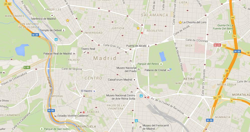 mapa-diseño-de-paginas-web-madrid