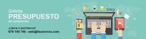 Presupuesto para diseño de página web