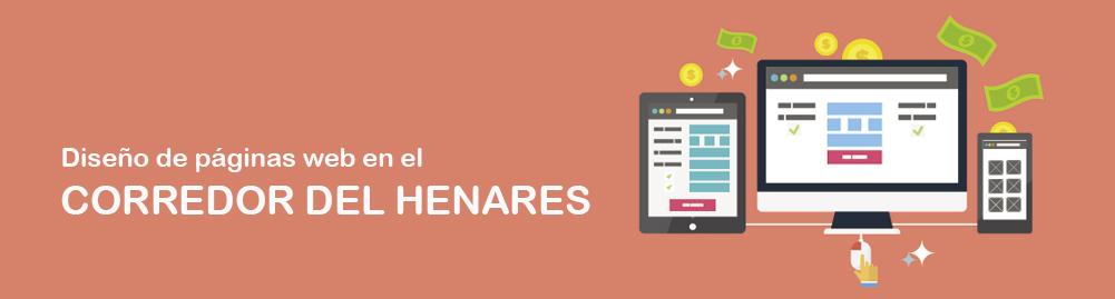 Diseño de páginas web en el Corredor del Henares