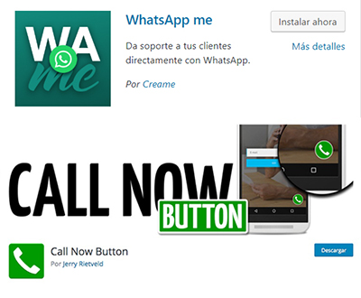 WhatsApp Me o Call Now