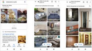 Búsquedas locales con fotos Google Local Business
