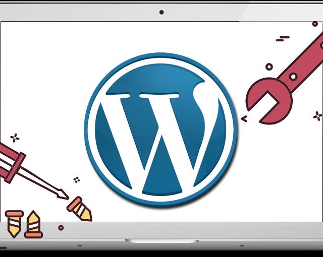Mantenimiento de páginas en WordPress
