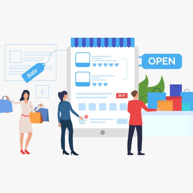 Venta online a través de un marketplace